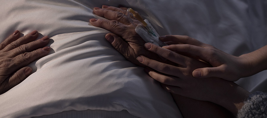 Wrongful death claims: holding hand